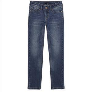 •KidPik• Girls Straight Leg Jeans